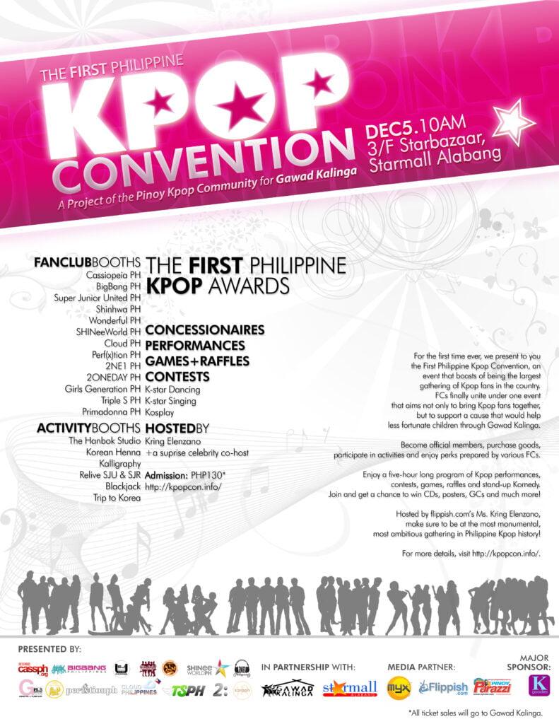 First Philippine Kpop Convention