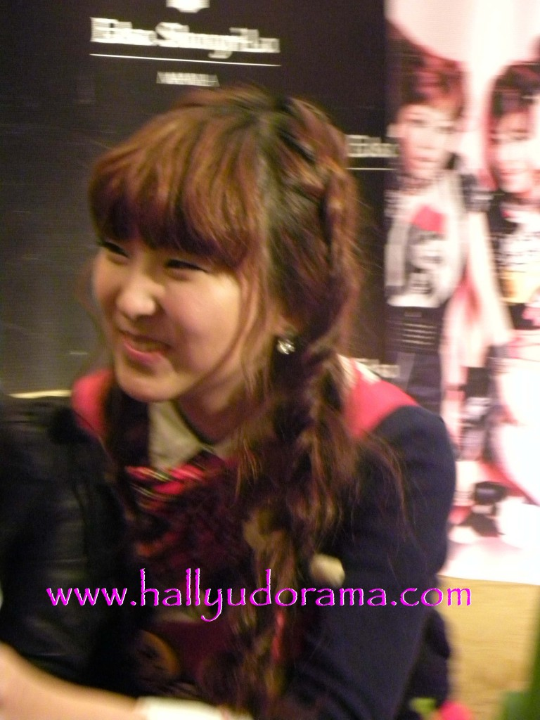 4Minute's So Hyun
