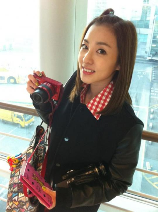 Dara on the way to the Philippines