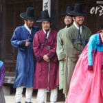 Behind the scenes of Arang and the Magistrate