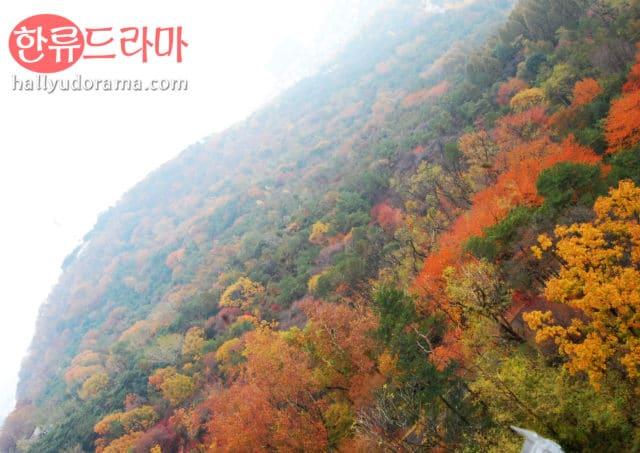 The Autumn Colors of Korea: Korean Autumn in Namsan