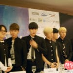Block B holds presscon for DKFC2