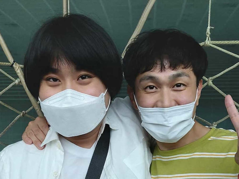 'It's Okay' Actor Oh Jung-se Spends Time With Fan