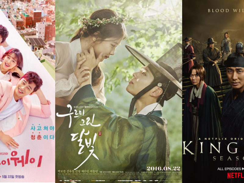 """Fight for My Way,"" ""Love in the Moonlight,"" ""Kingdom"""