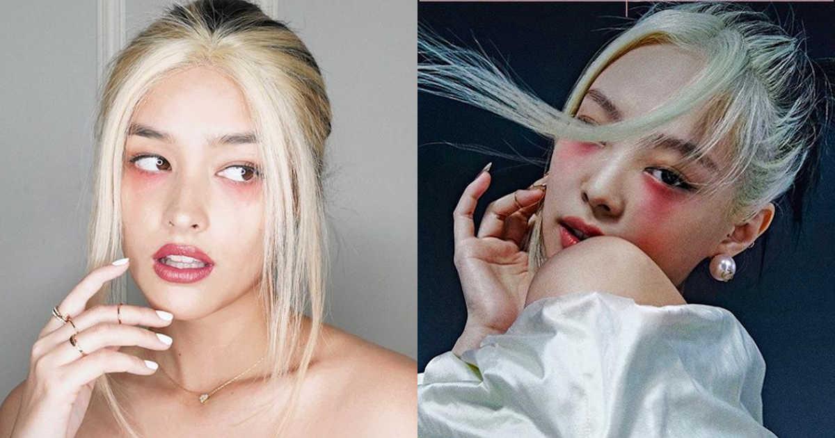 Liza Soberano tries Blackpink Jennie's look