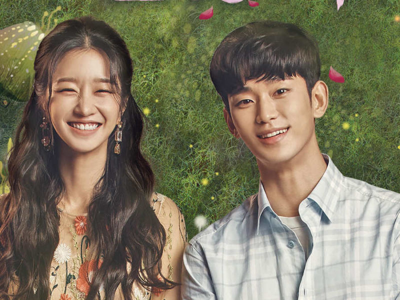 Seo Ye-ji and Kim Soo-hyun