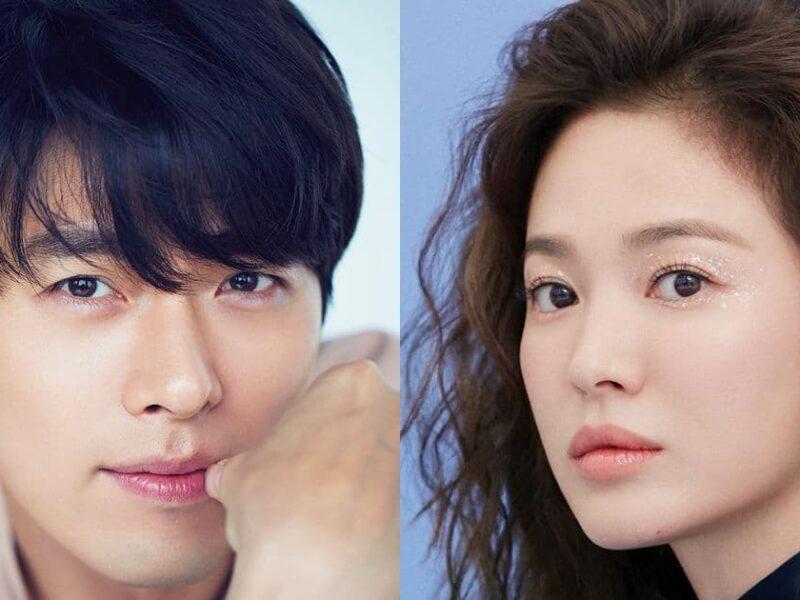 Hyun Bin and Song Hye-kyo