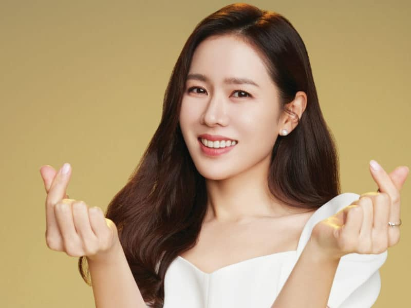 Son Ye-jin for Smart