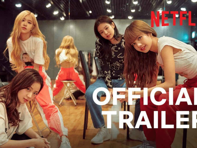 Netflix releases trailer of October 14 docu 'BLACKPINK: Light Up the Sky'