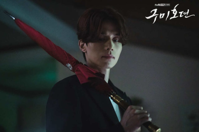 """Lee Dong-wook in """"Tale of the Nine-Tailed"""""""