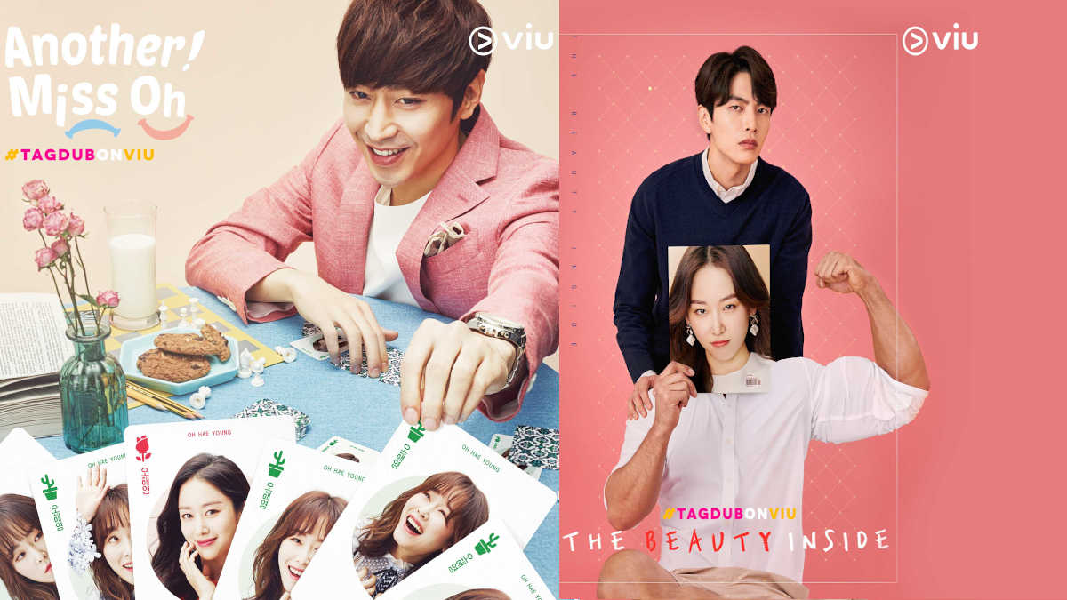 """Another! Miss Oh"" and ""The Beauty Inside"""