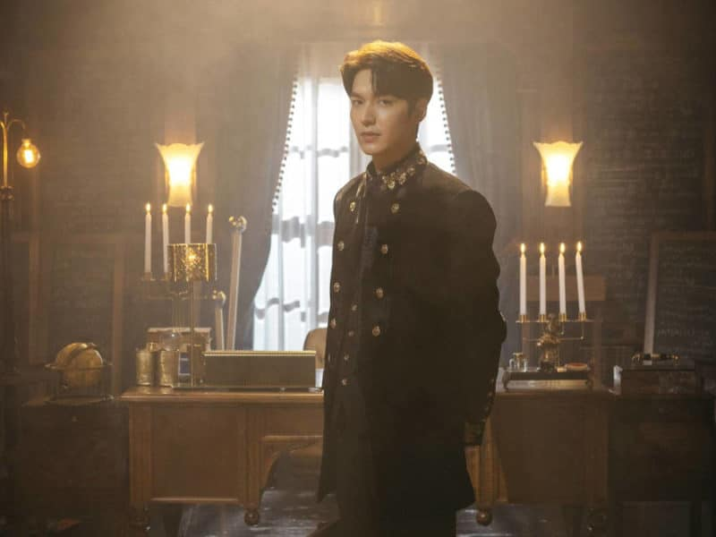 "Lee Min-ho in ""The King: Eternal Monarch"""