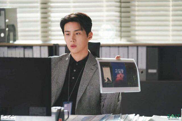 """Kim Seon-ho as Han Ji-pyeong in """"Start-Up"""""""