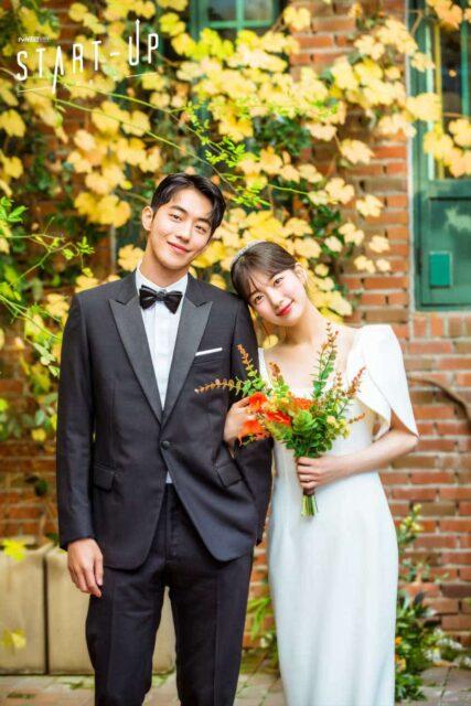 "Nam Joo-hyuk and Bae Suzy in ""Start-Up"" finale"