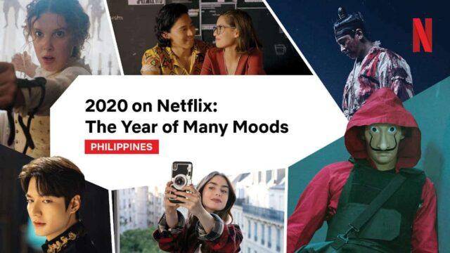 Netflix: The Year of Many Moods - 2020