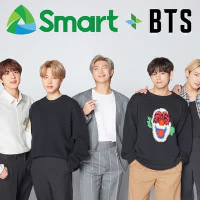 BTS to Headline Smart Communications' 'Passion With Purpose' Campaign