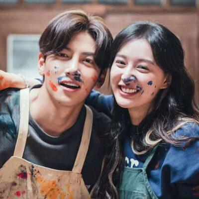 "Ji Chang-wook and Kim Ji-won in ""Lovestruck in the City"""