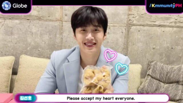 Kim Seon-ho Invites Pinoys to a Fanmeet for Globe