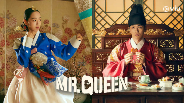 "Valentine's K-drama on Viu: ""Mr. Queen"""