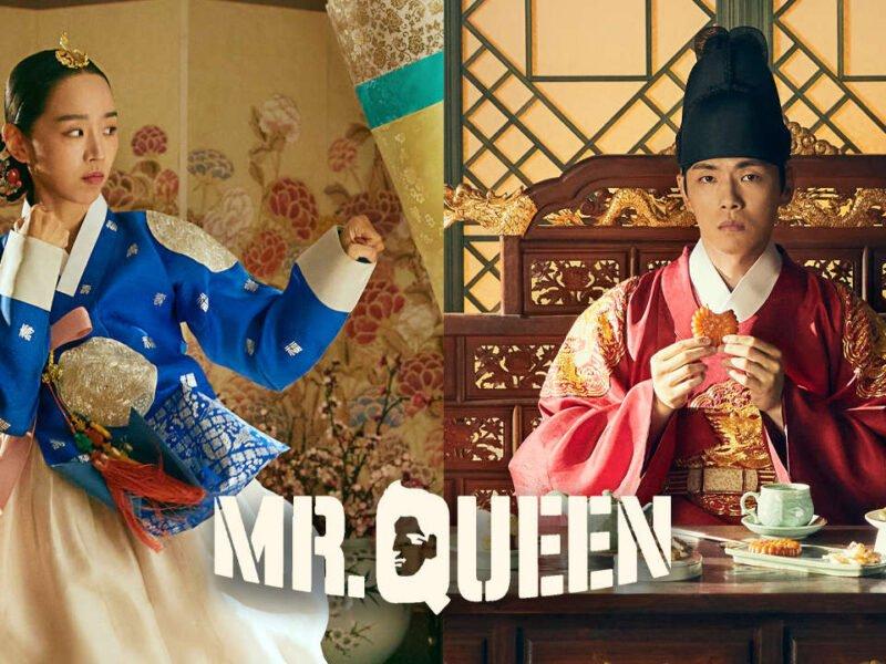 Mr. Queen