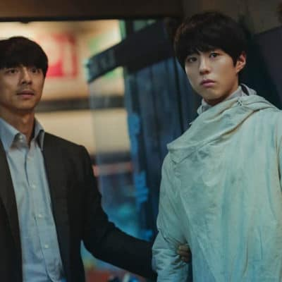"Gong Yoo and Park Bo-gum on ""Seobok"""