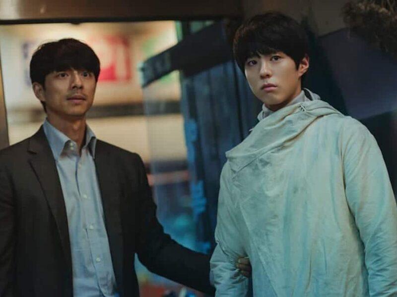 "Gong Yoo and Park Bo-gum on ""Seobok"""
