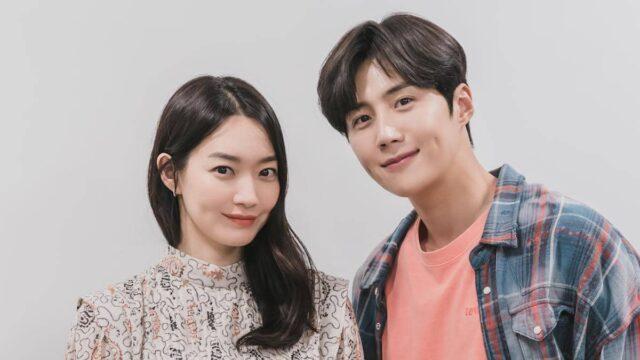 "Shin Min-a and Kim Seon-ho are the lead stars of  ""Hometown Cha-Cha-Cha,"" which will premiere on Netflix."