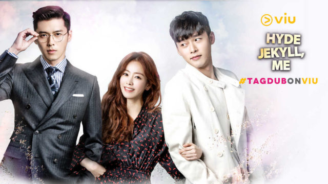 """""""Hyde, Jekyll Me"""" Tagalog-dubbed"""
