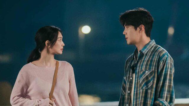 Shin Min-a and Kim Seon-ho